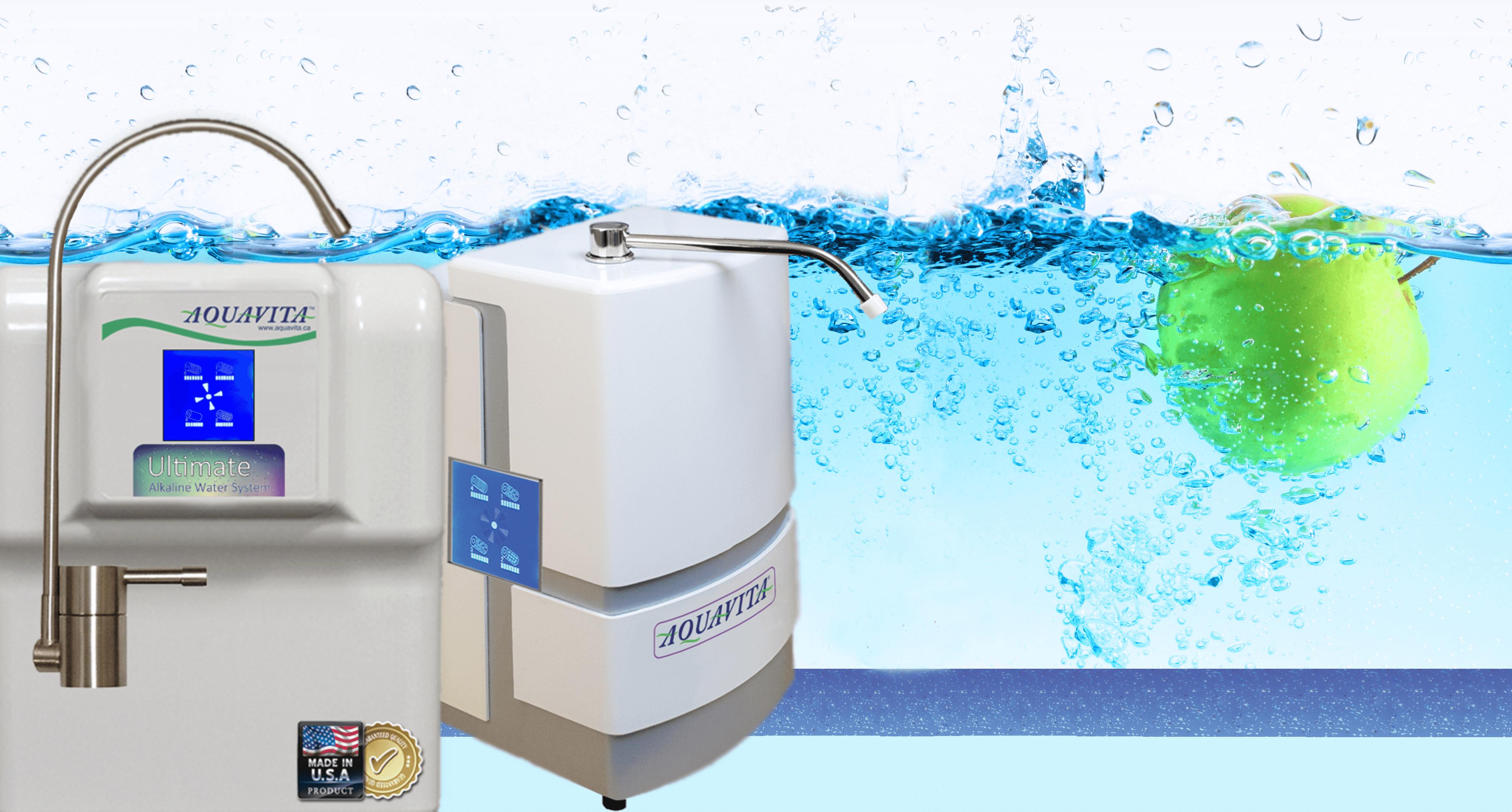 Aquavita water